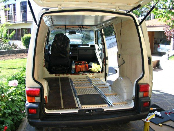 Build Your Own Camper Van   Tips And Ideas