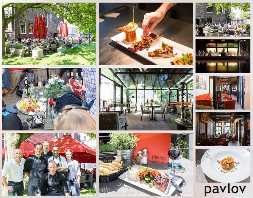 Pavlov Den Haag : Bar restaurant pavlov gelegen aan het spui in den haag centrum