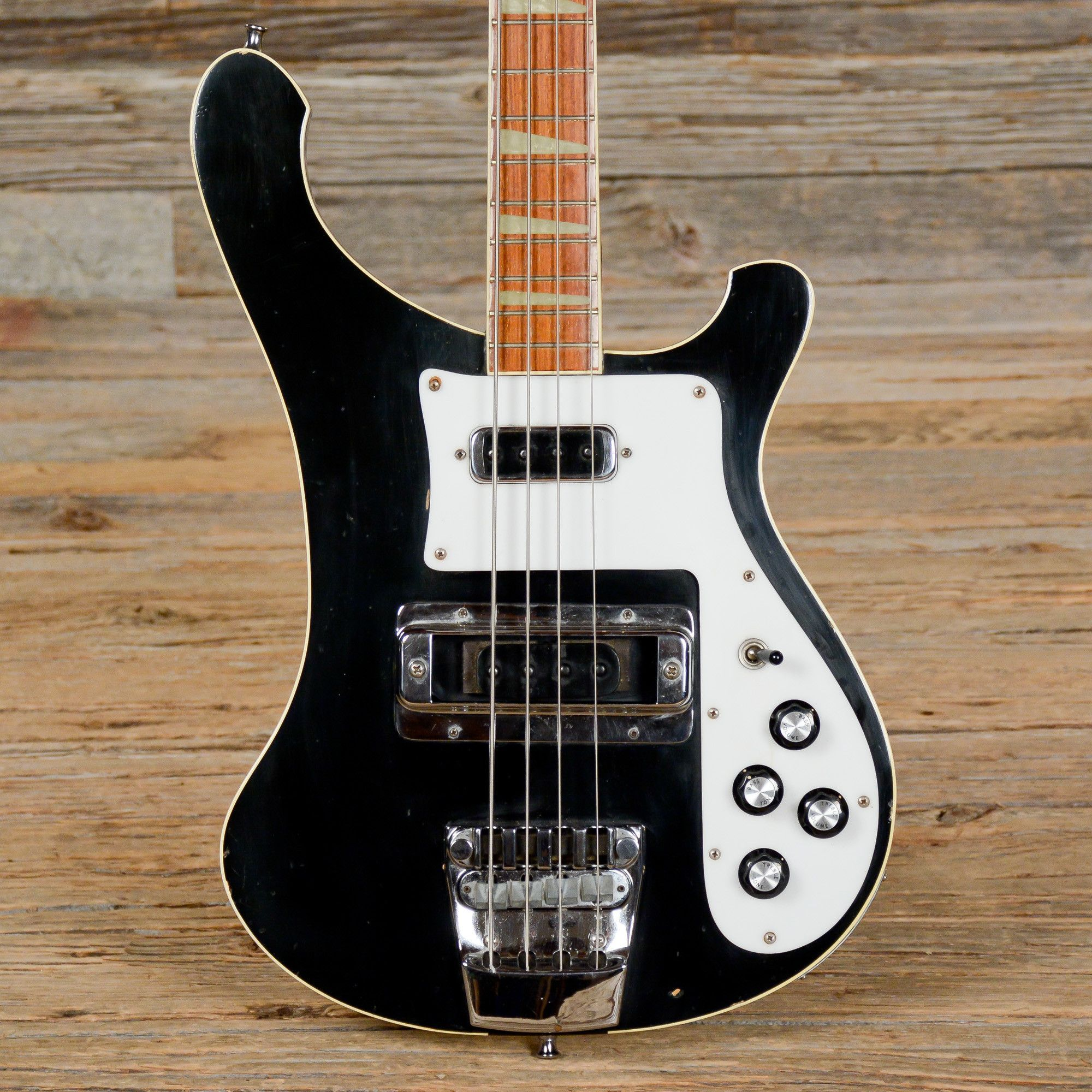 rickenbacker 4001 jetglo 1982 s333 products pinterest
