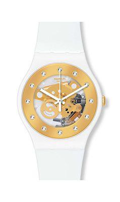 Swatch Suoz148 Unisex Kol Saati Swatch Bayan Saatleri Saatler