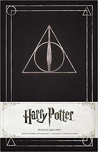 Amazon Com Harry Potter Deathly Hallows Hardcover Ruled Journal Insights Journals 9781608 Harry Potter Journal Harry Potter Notebook Harry Potter Hardcover