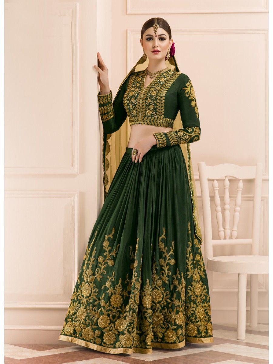 Amazing gorgeous choli daman fashion designs in 2017 - Sari Info ...