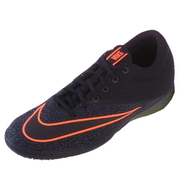 Nike Mercurial X Pro IC Indoor Shoes (Black/Mango)