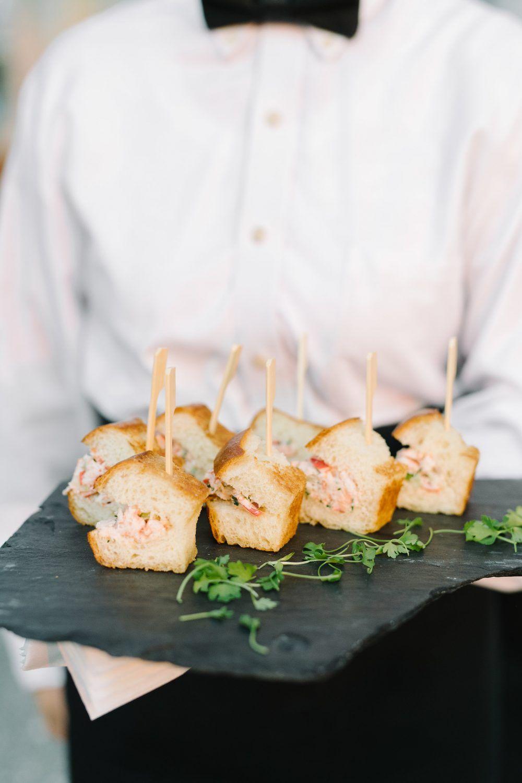 Alexa Scott Lowndes Grove Outdoor Wedding Venues Food