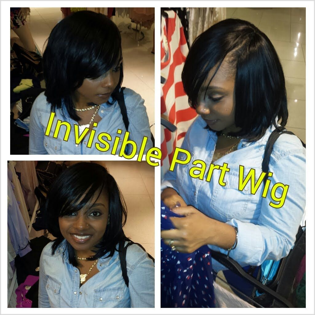 flawless invisible part quick weave using bump hair | beauty