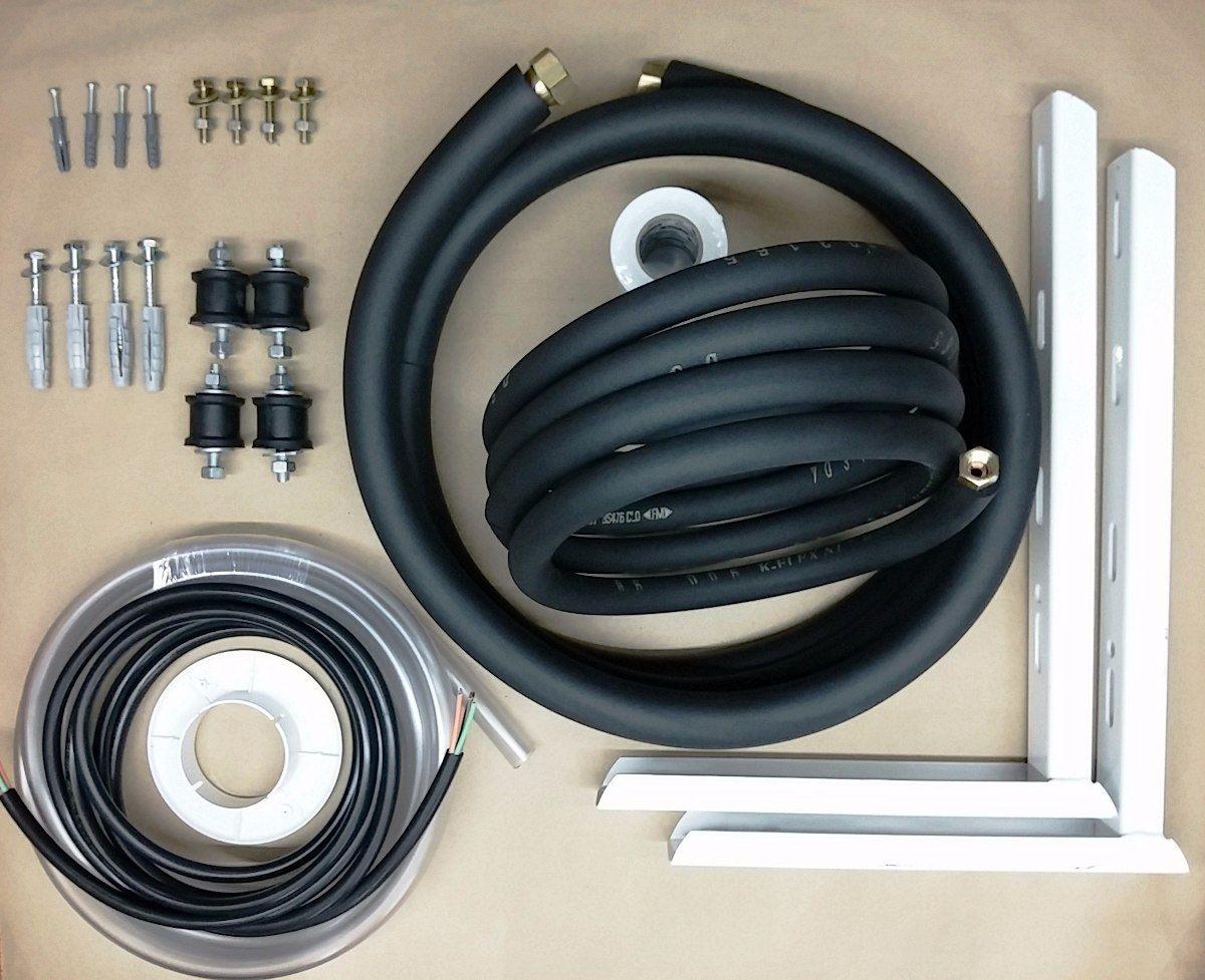 Kit de instalación aire acondicionado Acondicionado
