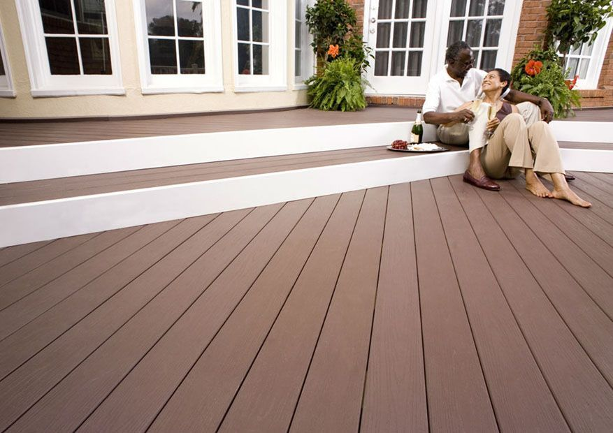 Azek Offers Pvc Decking Products Whereas Trex Features Composite Wood They Also Offer Diffe Lines And Designs Continue Reading Below To Better