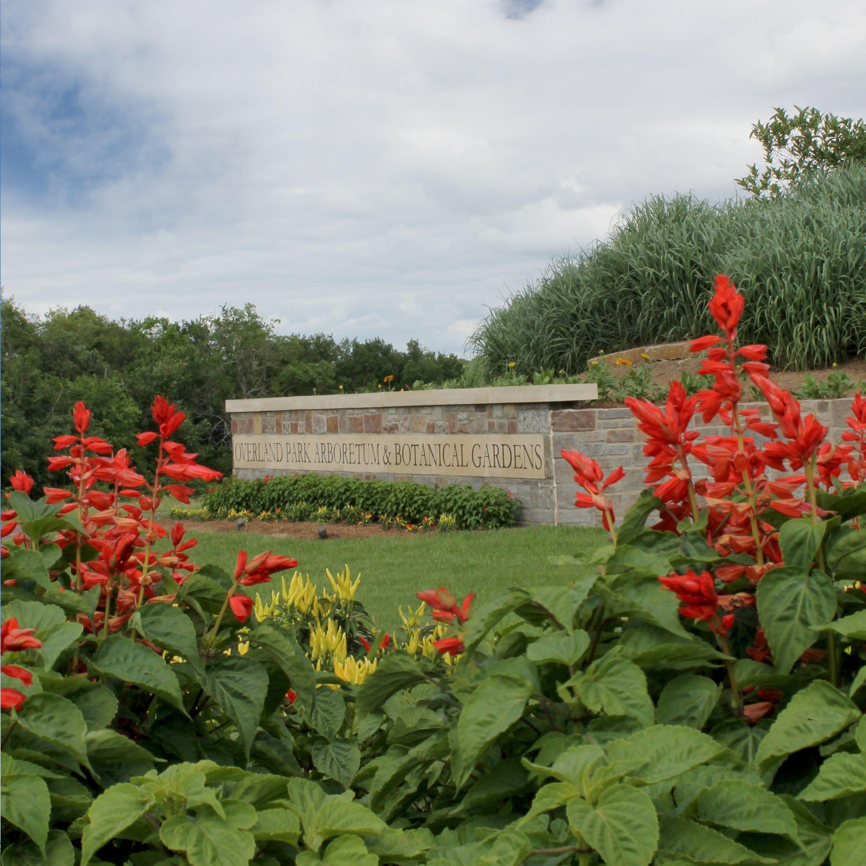 Gentil Arboretum And Botanical Gardens City Of Overland Park Kansas