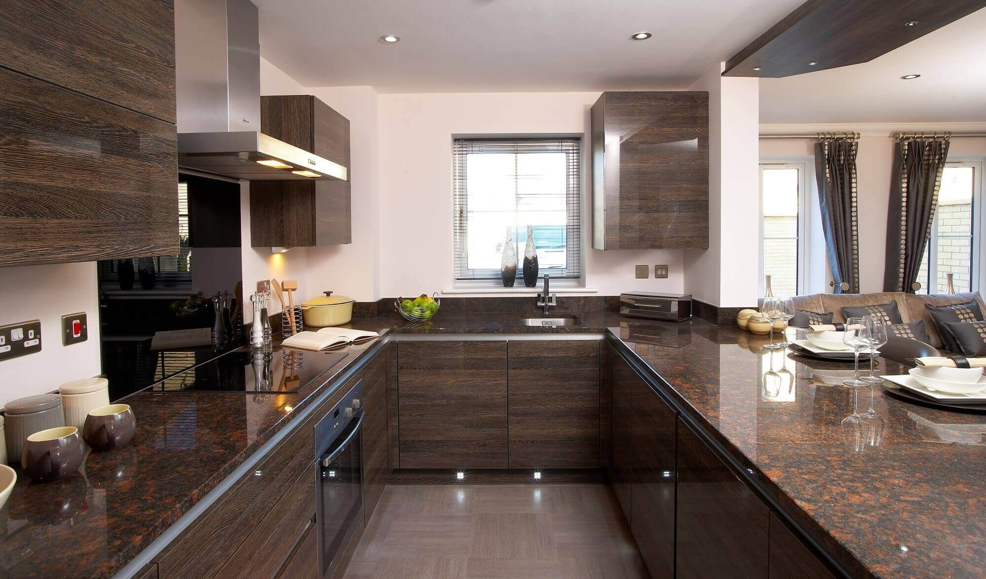 78 Great Looking Modern Kitchen Gallery Sinks Islands Appliances Lights Backsplashes Cabinets Floors And More Kitchen Design Pictures Small U Shaped Kitchens U Shaped Kitchen