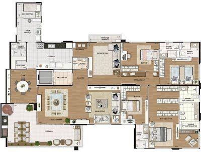 Lorian Apartamento Plantas 03 Zoom Jpg 400 303 Plantas