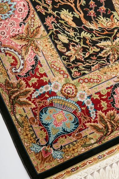 The Finest Hereke Rugs Will Include Intricate Designs And