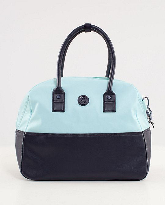 ccb2154d8582 Hmmmm....what goal do I have to hit to earn this Lulu bag  It is finally  back in stock!!