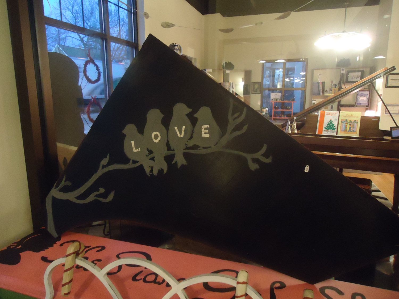 Artwork - The Piano Gal Shop