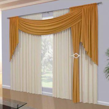 cortinas para salas - Buscar con Google CURTAINS, 4 ALL WINDOWS - ideas de cortinas para sala