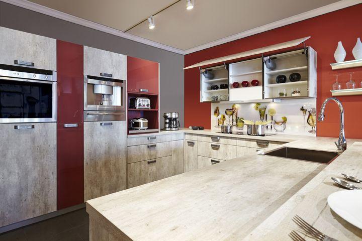 Modern germany kitchen cabinet bauformat miele combi - Miele kitchen cabinets ...
