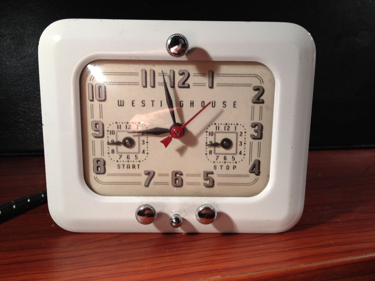 Westinghouse Clock Timer Model Tc81 Collectors Weekly Timer