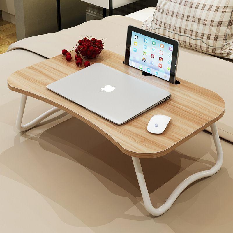 Wonderbaarlijk Laptop bed tafel met eenvoudige slaapzaal lui bureau op bed bureau VB-77