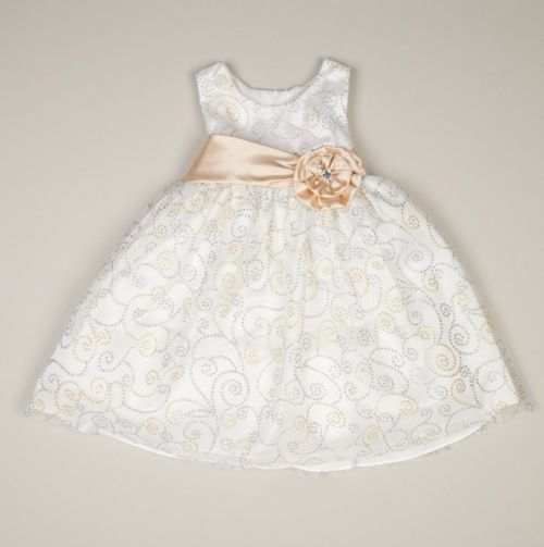 $21.75 Infant Glitter Swirl Dress with Panty - Infant Nannette ...