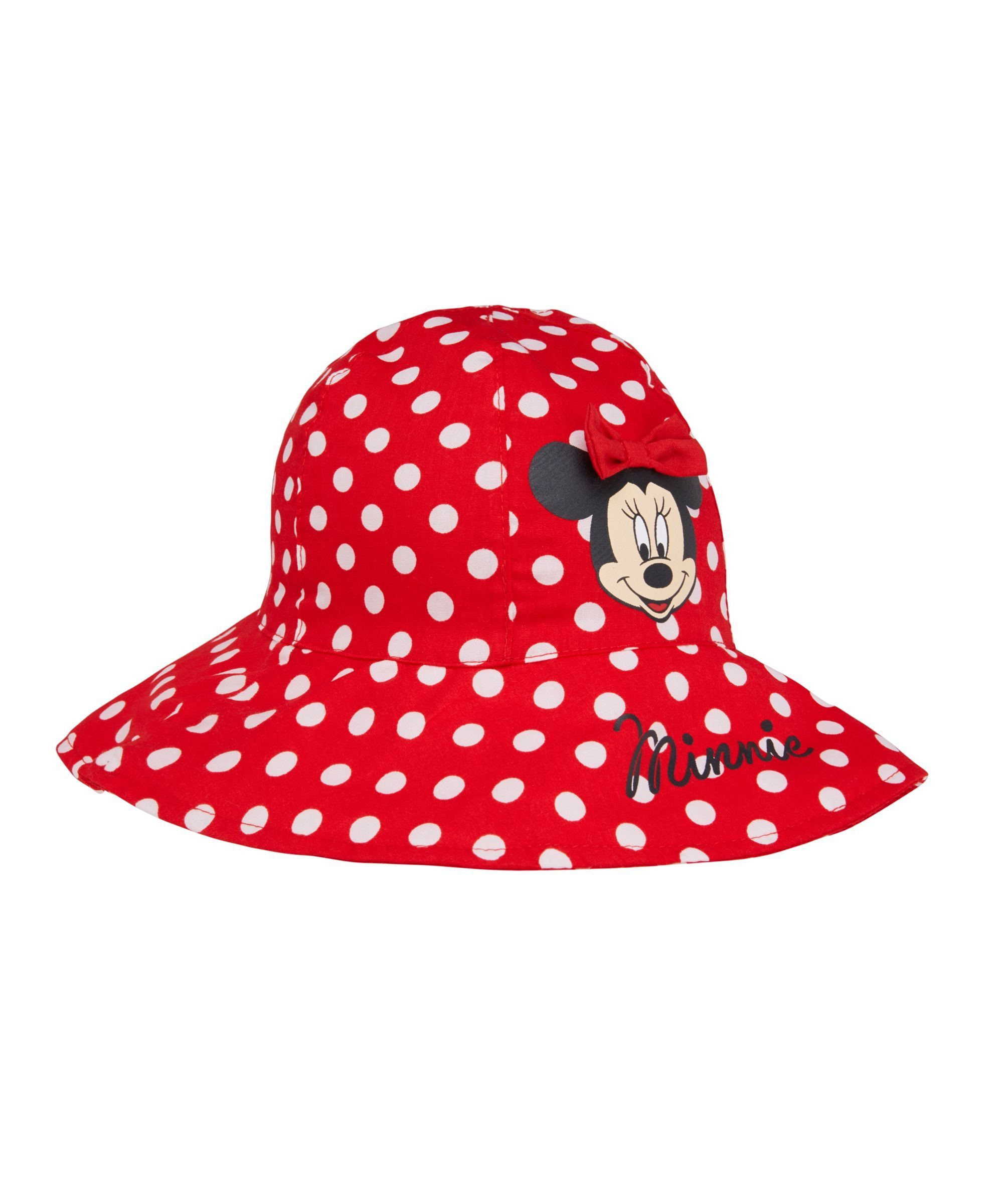 Disney Minnie Mouse Sunhat Baby Sun Hat e7ad1cbf997