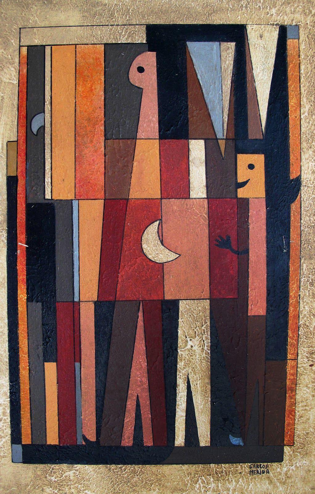 Carlos Merida Jpg Izobrazhenie Jpeg 1021 1600 Pikselov Masshtabirovannoe 55 Geometric Art 2d Abstract Artist