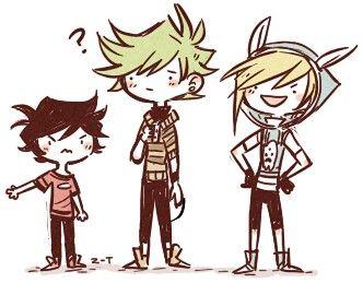 Kid and teenagets