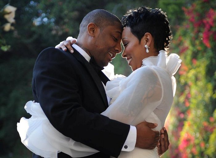 Monica And Maino Wedding Necole Bitchie 700x