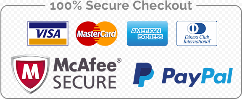 Secure Checkout Payment Badge Icons Shopify Badge Icon Icon Badge