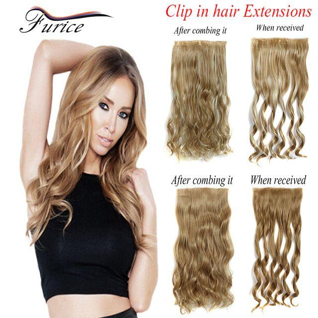Fashionable 25 Inch 65cm Kanekalon Synthetic Fiber Hair Extensions