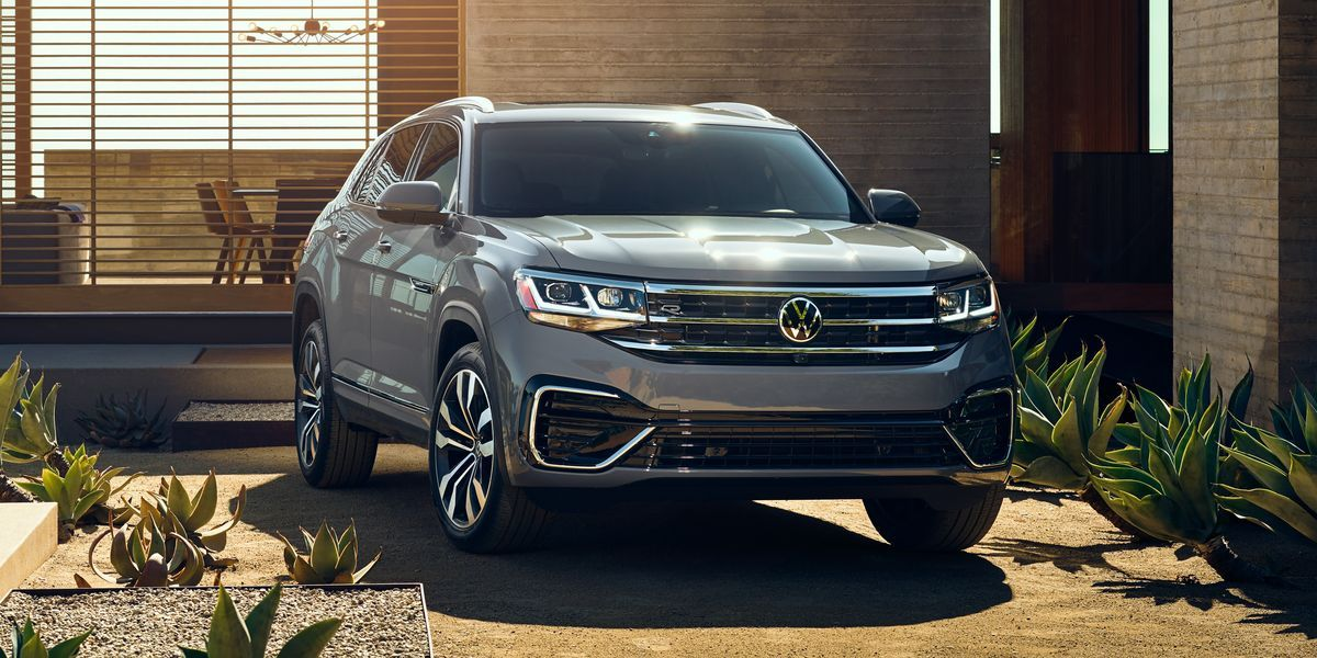 See Photos of the 2020 Volkswagen Atlas Cross Sport
