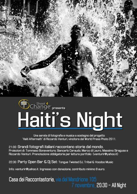 Haiti's Night,