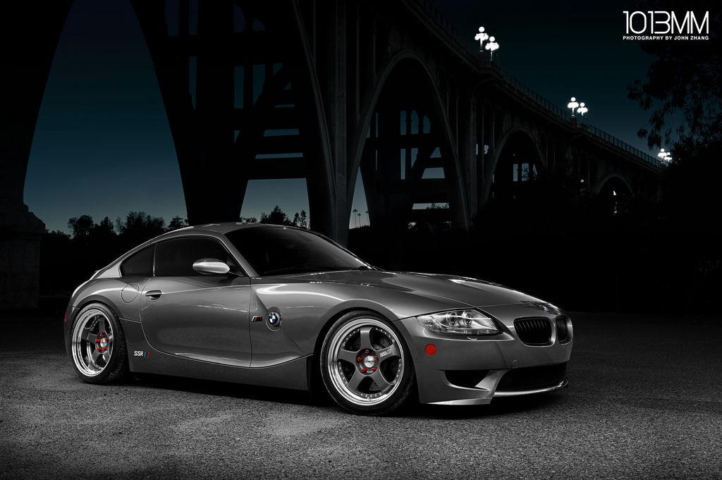 Ssr Wheels Bmw Z4 M Coupe Roadster By 1013mm Automotive Bmw Z4