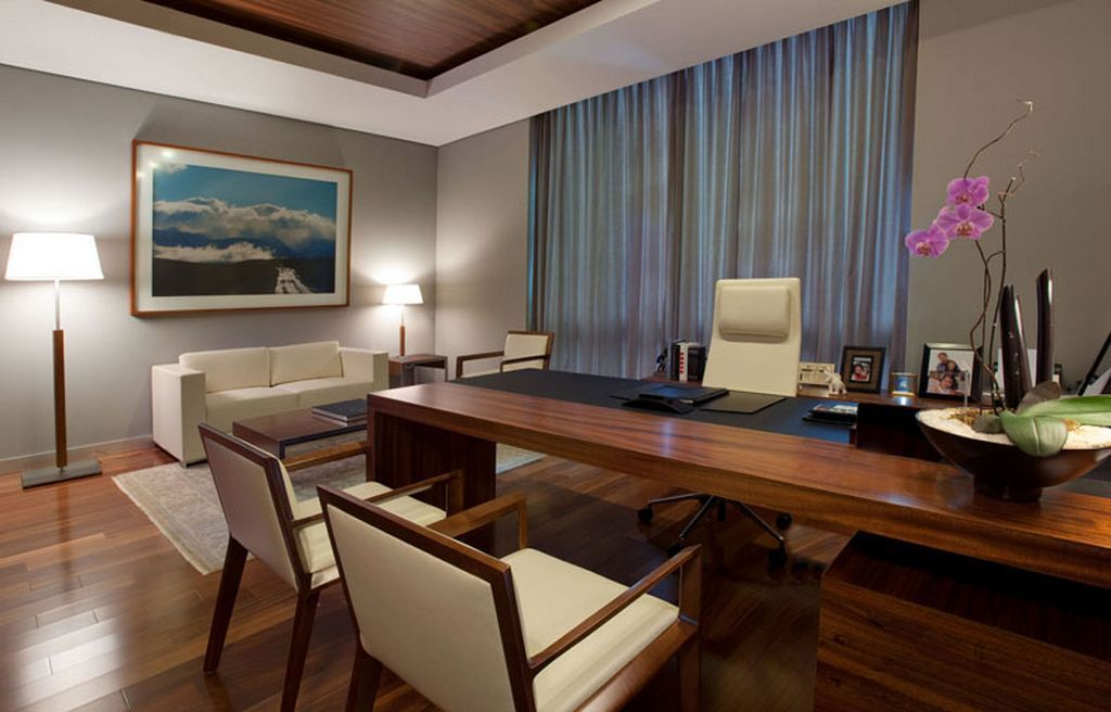 Executive Office Layout Ideas Female Executive Office Modern