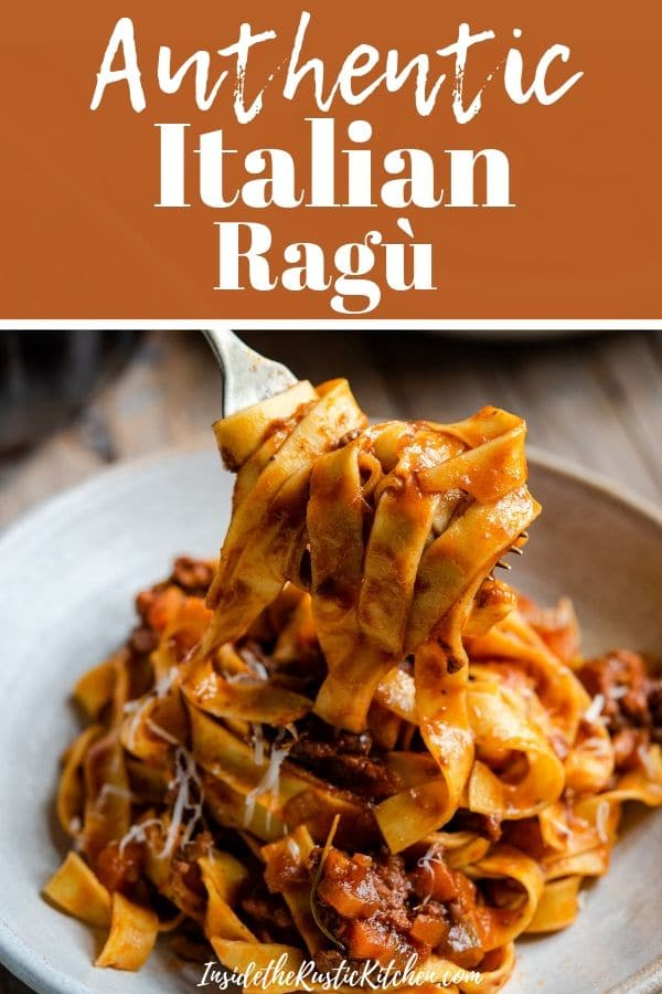 Photo of Authentic Italian Beef Ragu