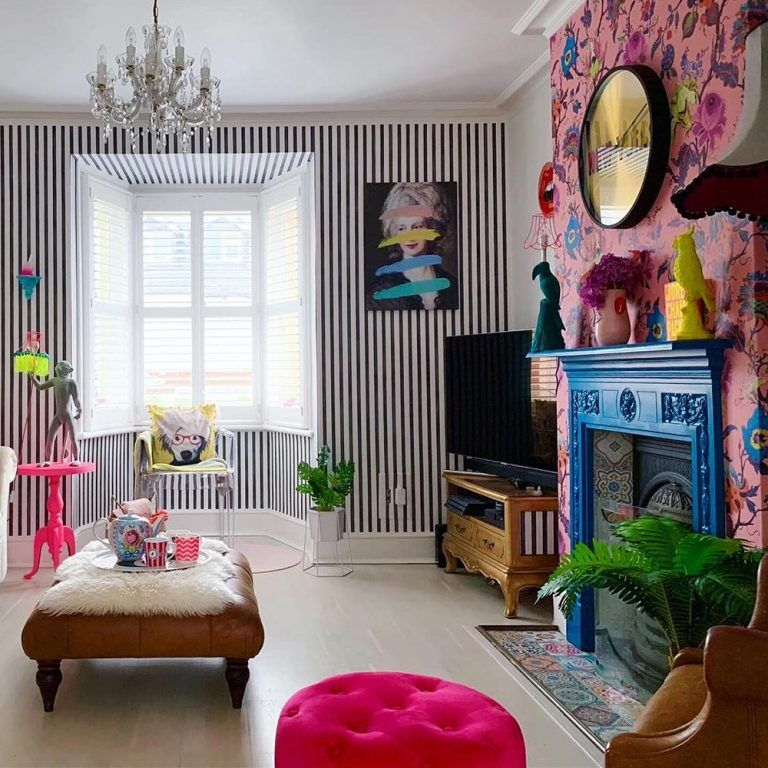 Photo of House Tour: A Bright & Fun Family Home with Quirky Details & Unexpected Colour Pops | Audenza