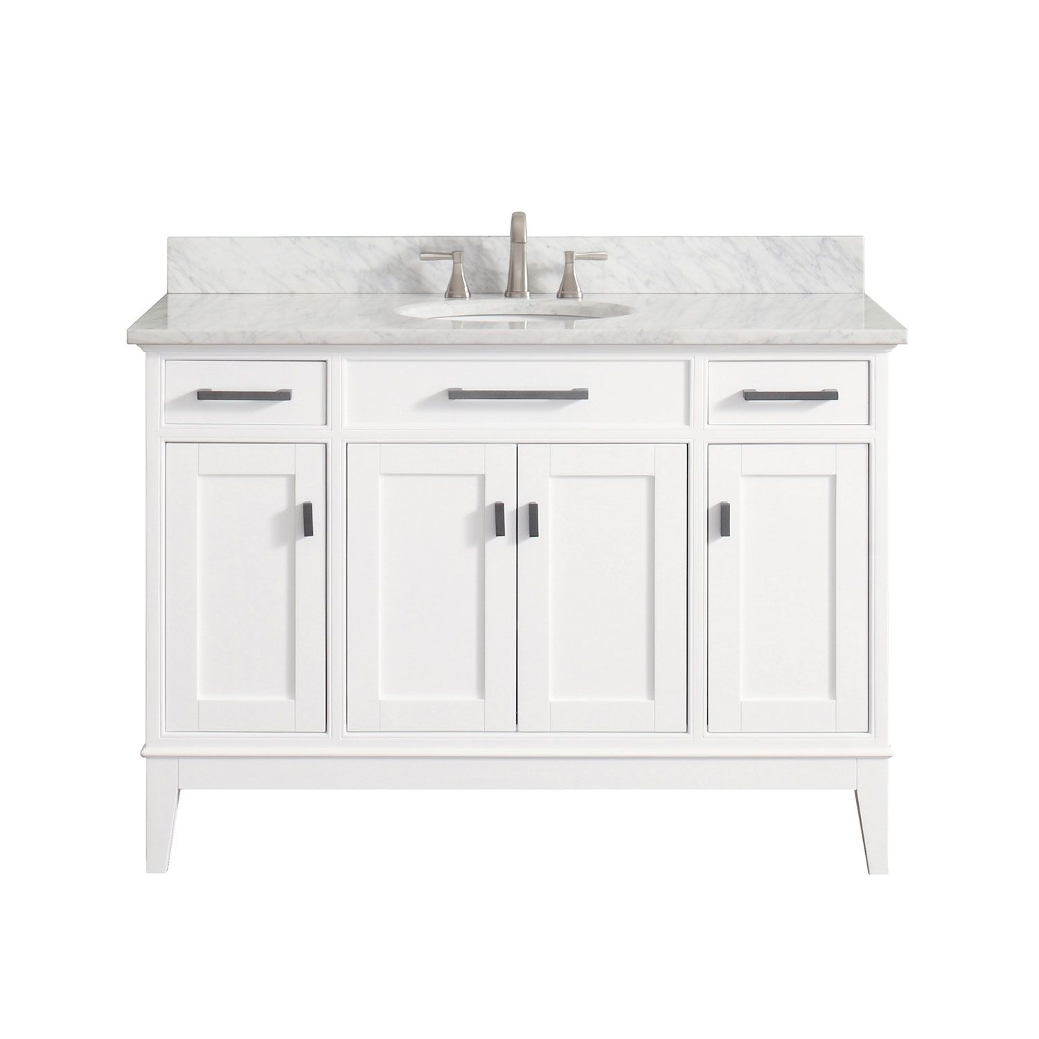 grey bathroom inch anny single top quartz finish vanity transitional