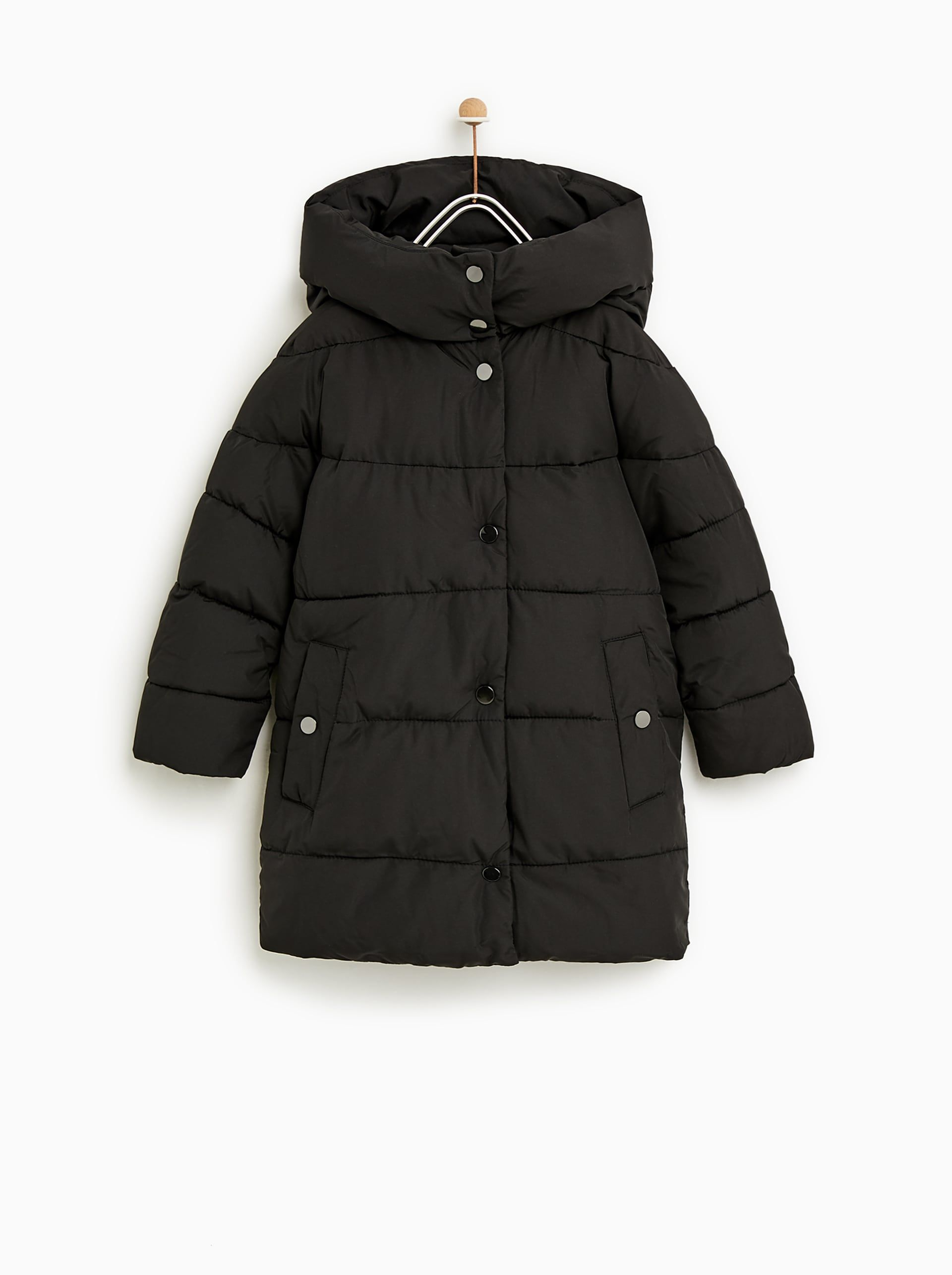 a79be33d Image 1 of COCOON PUFFER JACKET from Zara Puffer Jackets, Winter Jackets, Winter  Coats