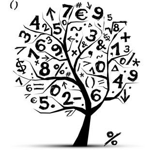 Image result for math tree""