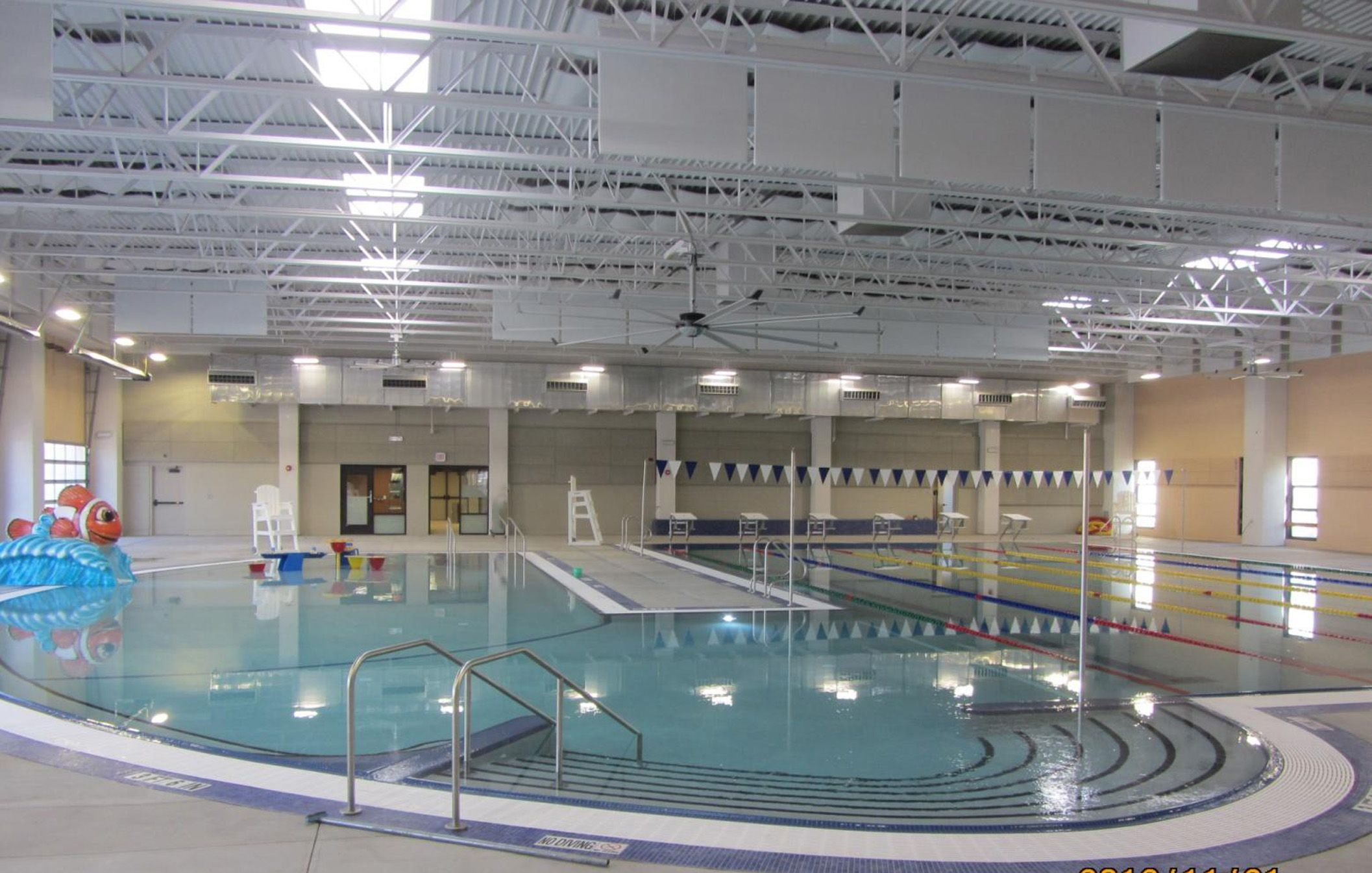 Plano Aquatic Center Admission Fee $3 (Ages 3 And Up)