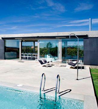 El arquitecto javier de ant n freile dise esta hermosa - Arquitectos en zamora ...