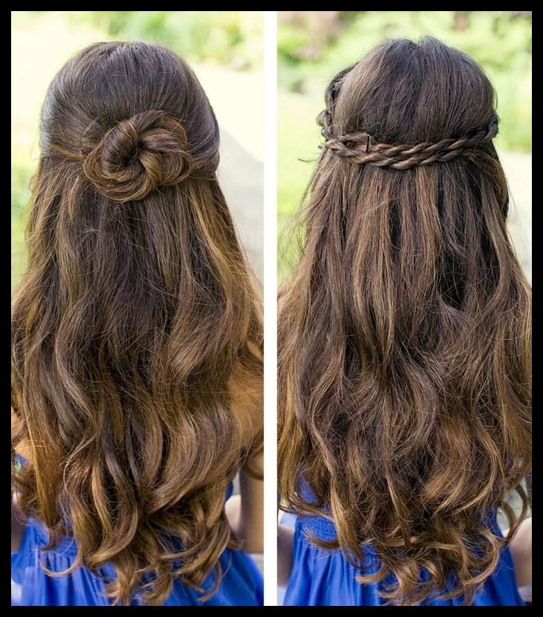 Style Ideen Halboffene Frisuren Dutt Zwirbeln Locken Lange Haare Schone Frisuren Beauty Locken Lange Haare Frisuren Lange Haare Halboffen Lange Haare