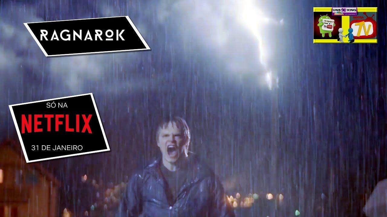 Ragnarok Teaser Oficial 2 Netflix Series Filmes E