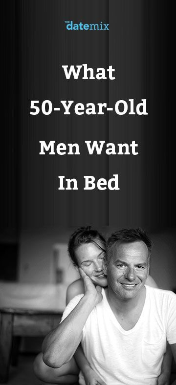 Sex with a 50 year old man