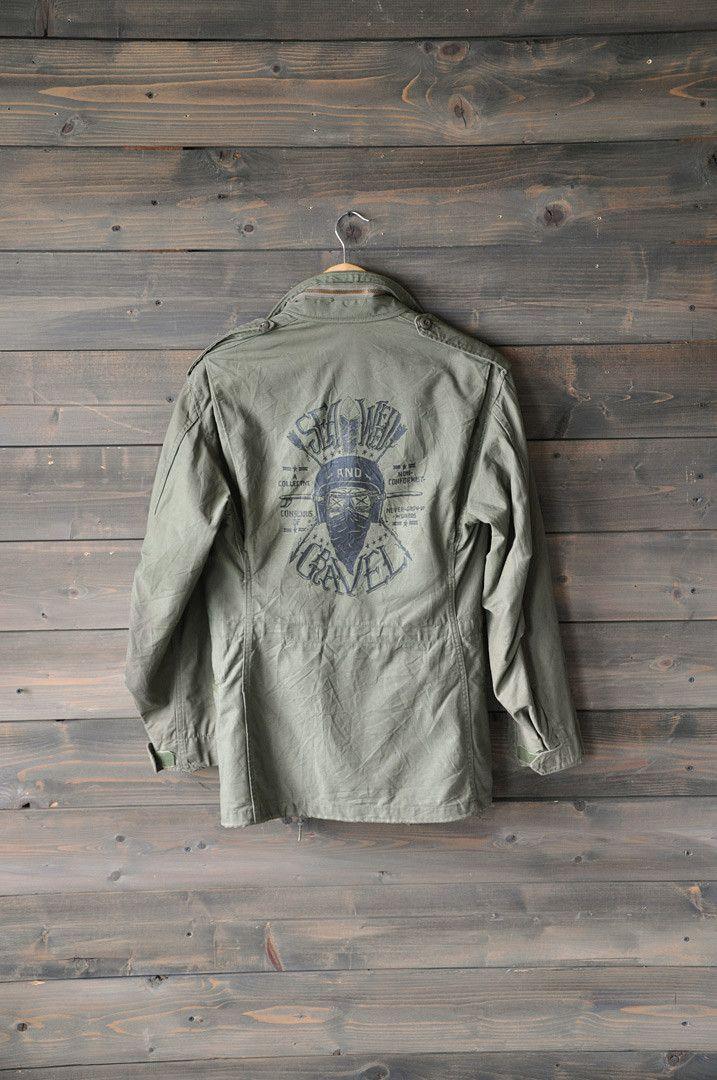 Jacket Marines Coat XS #JK307