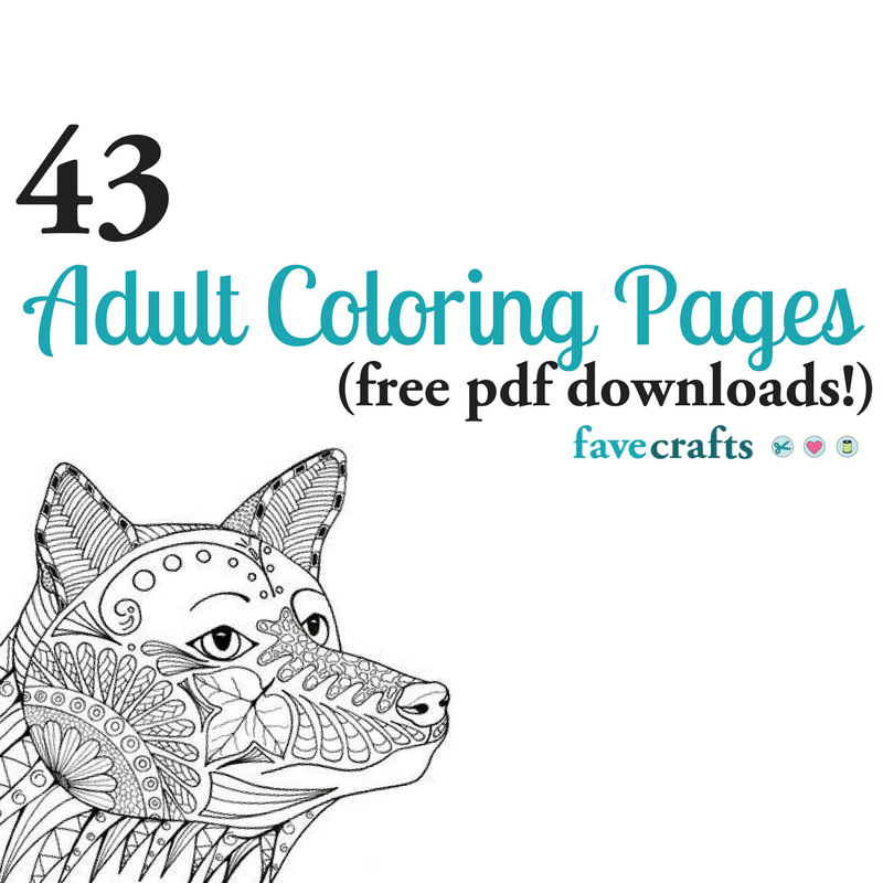 Pin On Free Adult Coloring Book Pages