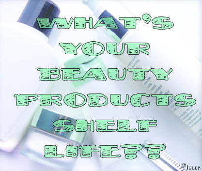Your Beauty Product's Shelf Life