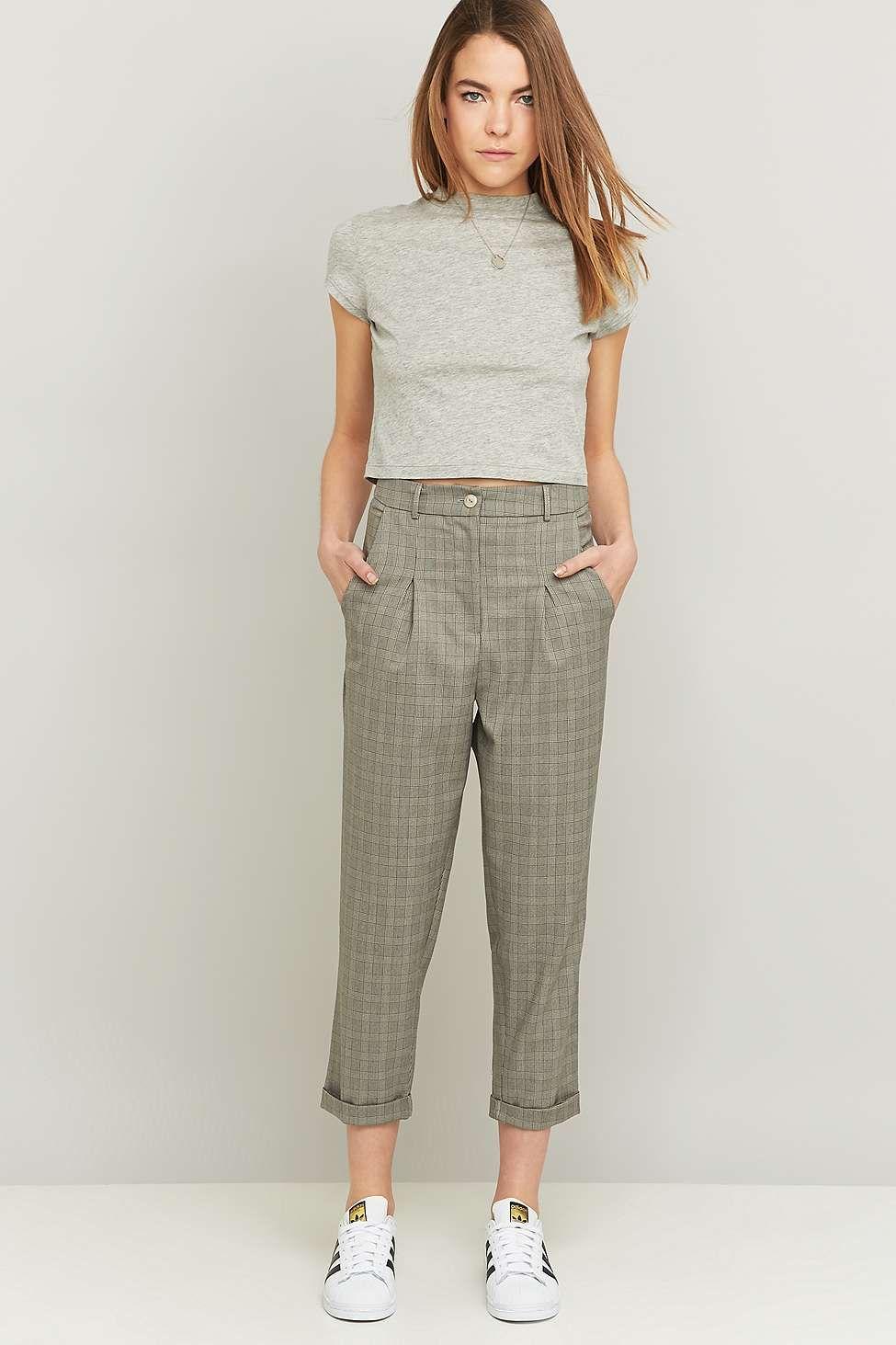 Urban Renewal Vintage Remnants - Pantalon à carreaux
