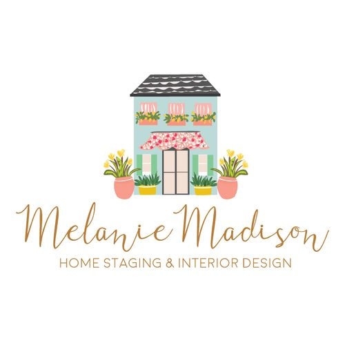 Charmant Premade Logo   House Logo Design   Customized With Your Business Name!  Perfect For Real Estate Agent, Interior Designer, Home Staging Co + Much  More!