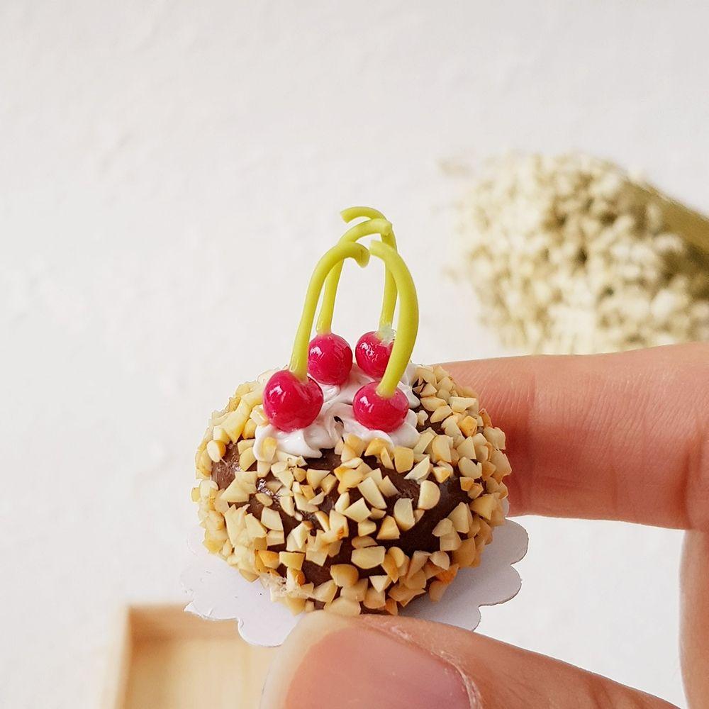 20x Dollhouse Miniature Food Mixed Bread Breakfast Set Doll Mini Tiny Loose Lot