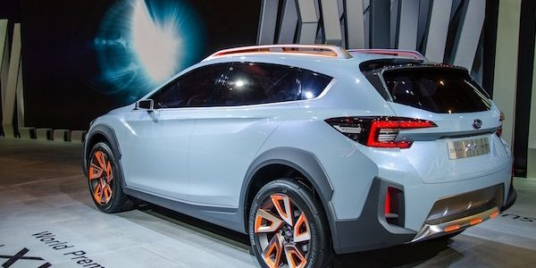 2018 Subaru Crosstrek Hybrid New 3 Row Crossover