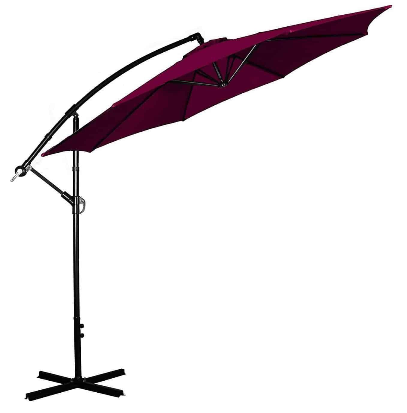 Cloud Mountain 10 Ft Cantilever Patio Umbrella - Cloud Mountain 10 Ft Cantilever Patio Umbrella Top 10 Best Offset